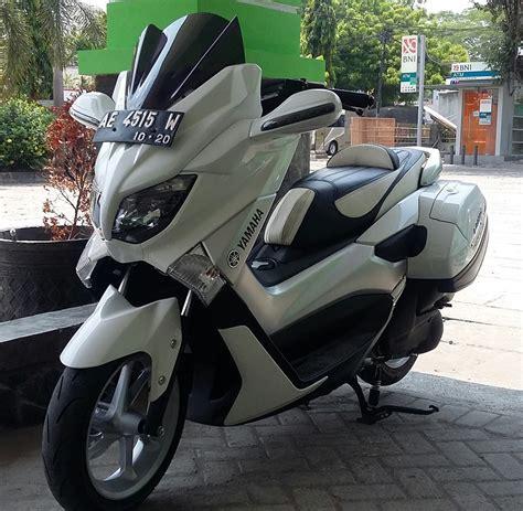 Tas Touring Motor Nmax modifikasi yamaha nmax gambot orongorong