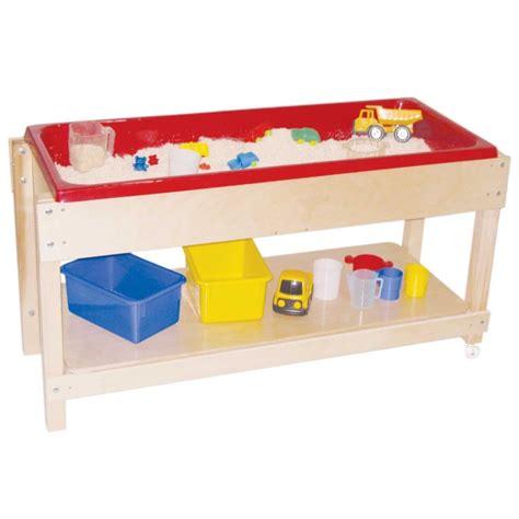 sensory table make over differentiated kindergarten