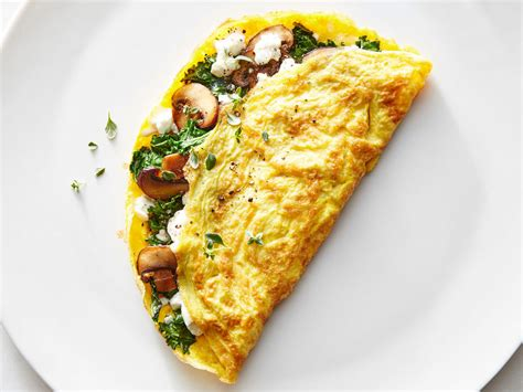 Home Makeovers by Half Moon Browned Omelet Recipe Cooking Light