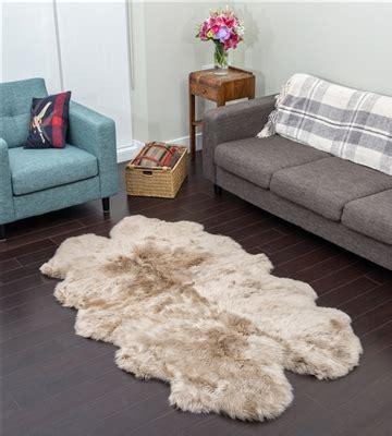 sheepskin rugs auckland sheepskin rug taupe shearling area rug