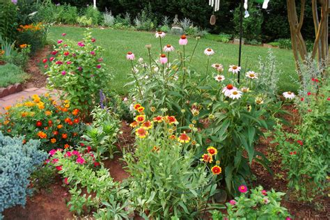backyard flower beds flowers and nature in my garden flower beds
