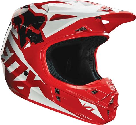 fox v1 motocross helmet 2016 fox racing v1 race helmet motocross dirtbike