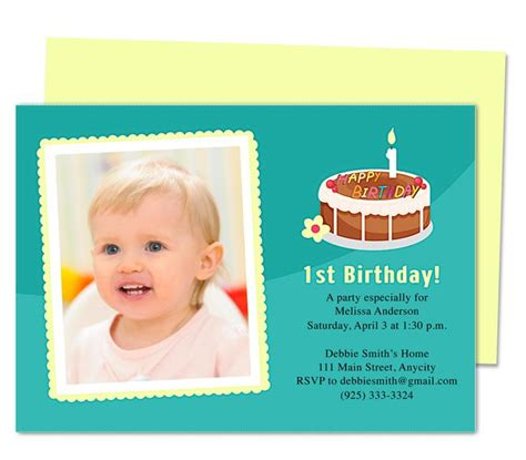 1st birthday invitation words sle 13 best images about printable 1st birthday invitations templates on sweet