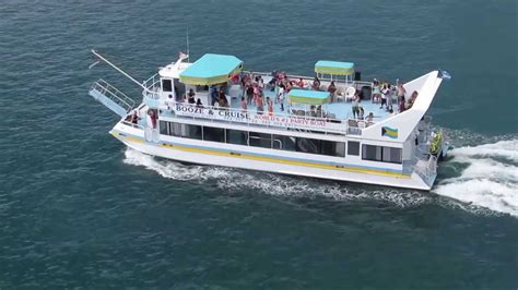boat pet r booze n cruise party boat in nassau bahamas youtube