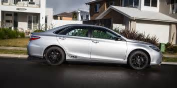 Toyota Camry 2016 Toyota Camry Rz Review Caradvice
