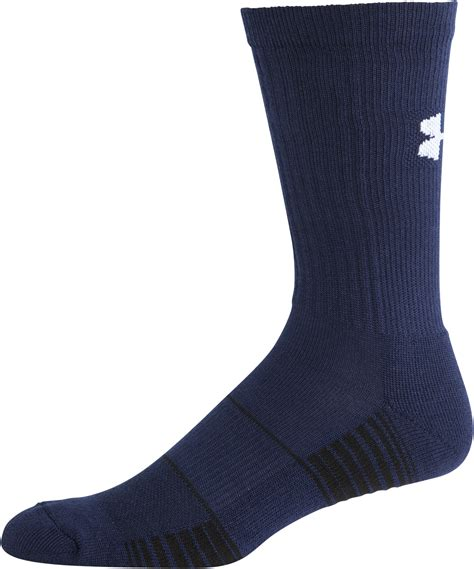 under armoir socks under armour team men s crew socks