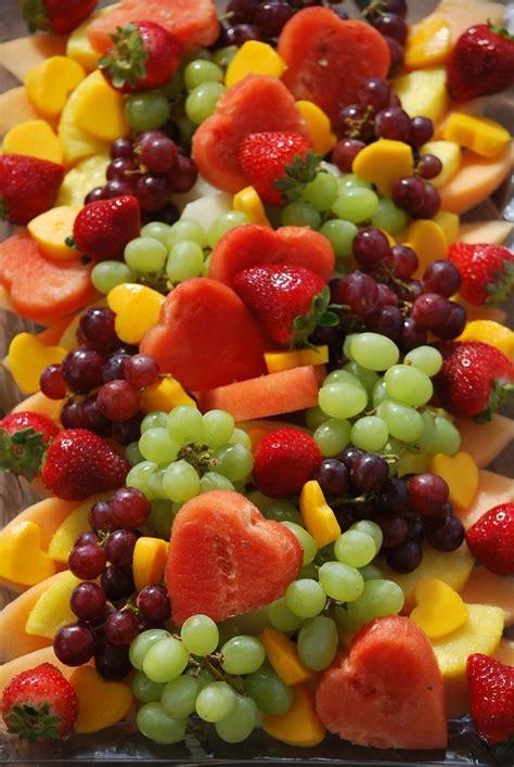 5 fruit tray wedding reception fruit tray v day