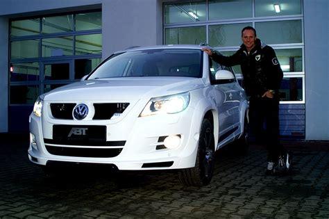 Tuning VW TIGUAN ABT / SUV&VAN / Projekty / Moto Center Pachura Moto Center