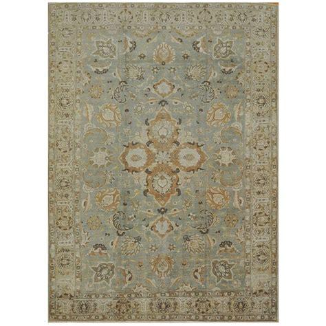 rug size for room antique room size tabriz rug at 1stdibs