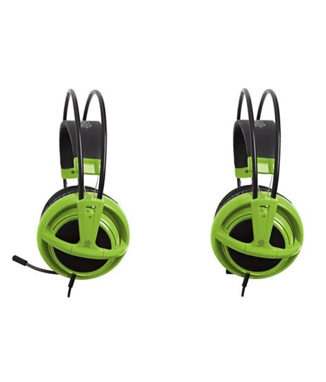 Headset Spongebob Unik By M A C buy steelseries siberia v2 headset green at best