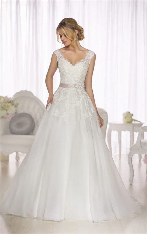 845 Line Dress wedding dresses a line wedding gown essense of australia