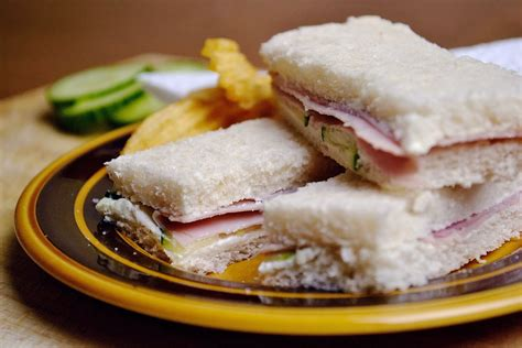 finger sandwiches for how to pre make finger sandwiches leaftv