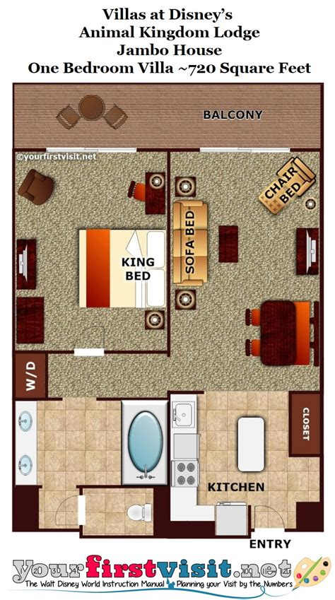 animal kingdom villas floor plan animal kingdom lodge 2 bedroom villa photos www