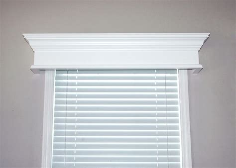 Wood Cornice Box 25 Best Ideas About Window Cornices On Window