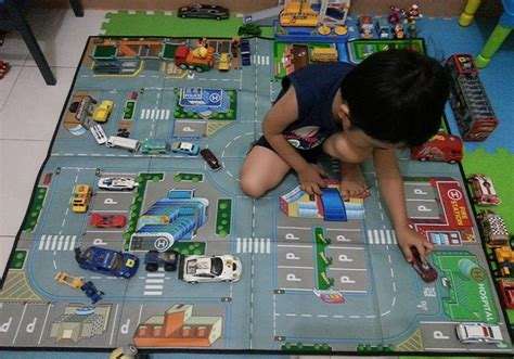 City Mat by With Elc Big City Play Mat Of Que Travel