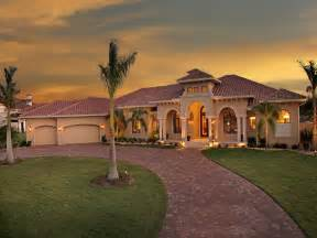 Mediterranean House Plan Tuscan Style Home 3687 Square 4 Bedrm 4934 Sq Ft Tuscan House Plan 175 1150