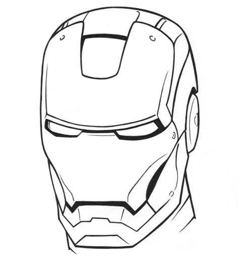iron man coloring pages az coloring pages