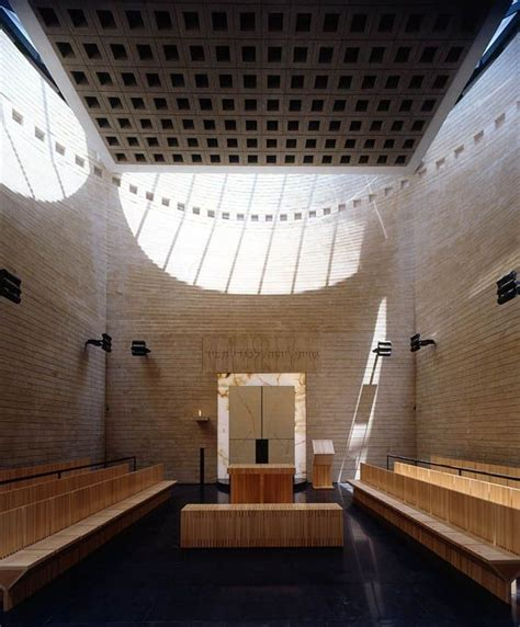 interior layout of a synagogue synagogue and jewish heritage centre university cus of