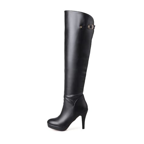 popular thigh high boots size 10 buy cheap thigh high