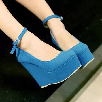 High Heels Wadges Lld 354 best closed toe wedges products on wanelo