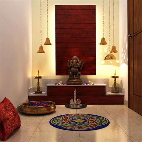 interior design temple home 20 best pooja corners images on corner