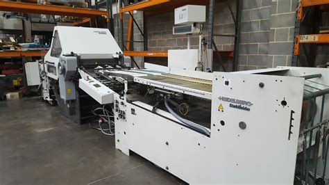 Used Paper Folding Machine For Sale - used paper folding machine for sale 28 images folding