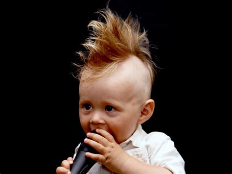 Is It Your Baby's First Haircut?   Boldsky.com