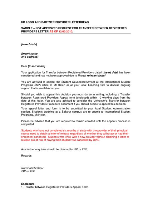 Visa Release Letter Sle Request Letter For Cancellation Of Visa Cover