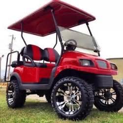 Seat Cover For Club Car Golf Cart Club Car Precedent Golf Cart Custom Seat Cover Set 2