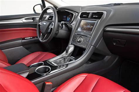 Ford Fusion 2014 Interior by 2014 Ford Fusion Titanium Energi Phev Interior 02 Photo 9
