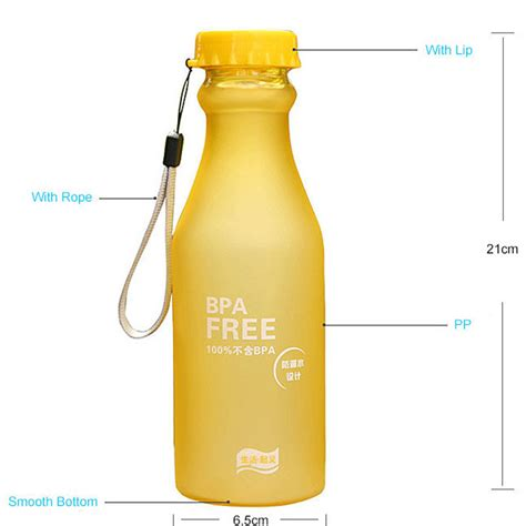 Botol Air Minum Bpa Free 500 Ml botol minum bpa free 550ml blue jakartanotebook
