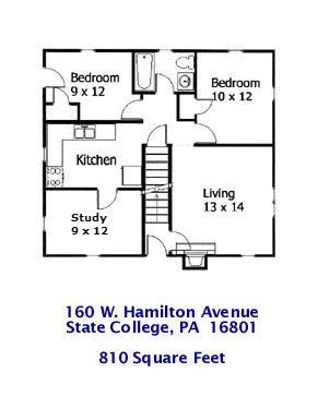 2 bedroom apartments state college pa 160 w hamilton avenue 2 bedroom state college pa 16801
