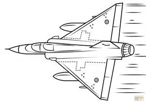 mirage 2000 coloring free printable coloring pages