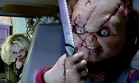 chucky film the first part your first look at the horrifying new cult of chucky film