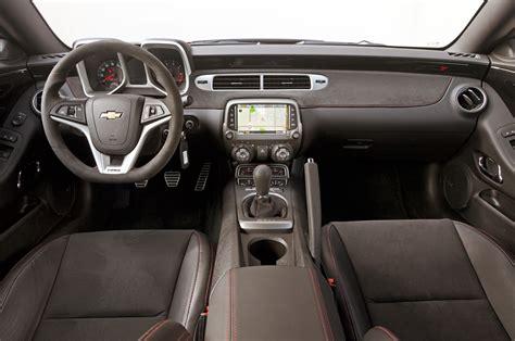 2013 Chevy Camaro Interior by 2013 Chevrolet Camaro Zl1 Interior Photo 48934877 Automotive