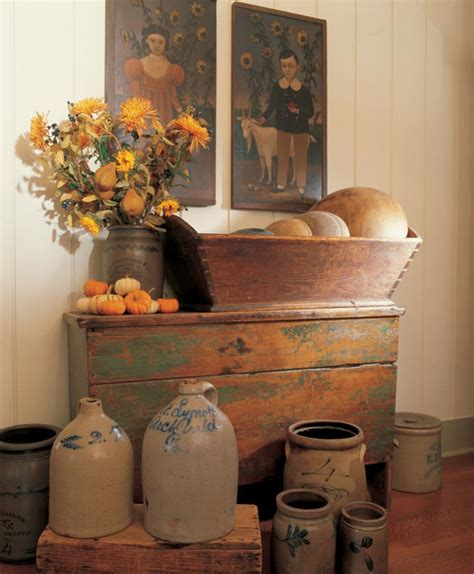 how to decorate old house 3 ideas for decorating with primitives and folk art old