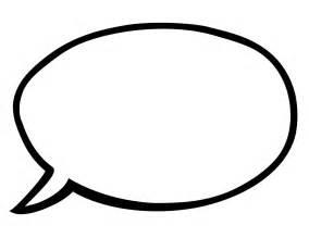 speech balloon template instant blank speech bubbles 8 5 x 11 by