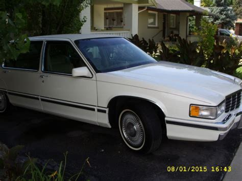 automobile air conditioning service 1993 cadillac sixty special auto manual cadillac other sedan 1993 white for sale 1g6cb53b9p4231468 1993 cadillac sixty special