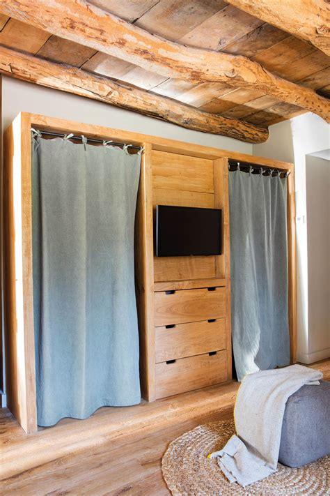 armarios con cortinas armarios para el dormitorio