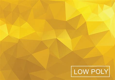 background design vector yellow yellow poly vector background download free vector art