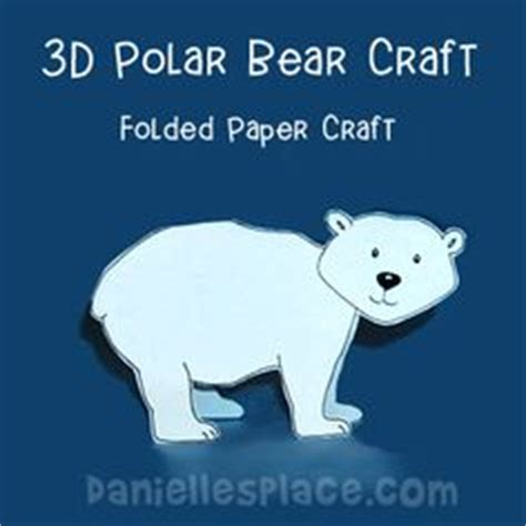 K 3d Polar Kid 1000 images about alaska crafts for on learning activities 3d craft and