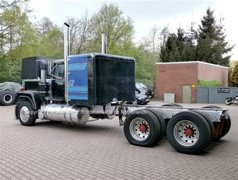 Mack Superliner Sleeper by Mack Superliner Hardenberg Stadskanaal The Netherlands
