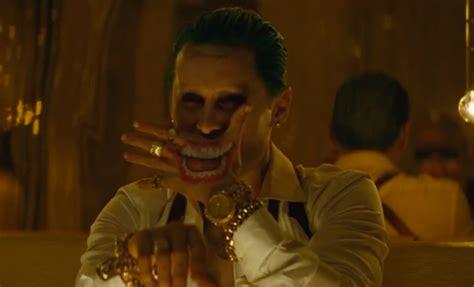 imagenes joker suicide squad el joker nos demuestra su crueldad en este clip de suicide