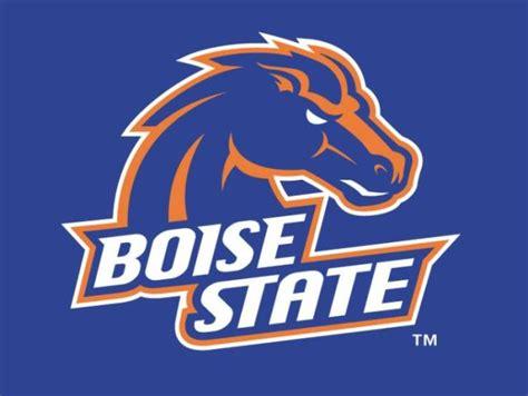 boise state boise state broncos logo