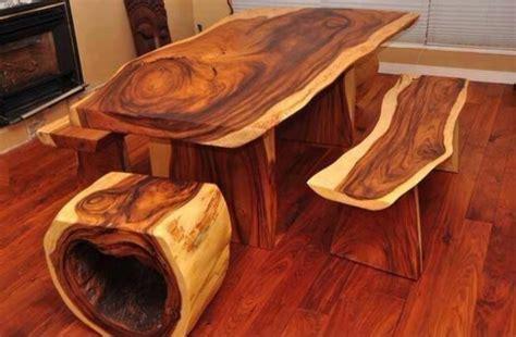 Naturholz Tisch by Echtholzm 246 Bel Nachhaltig Und Praktisch Sch 246 N
