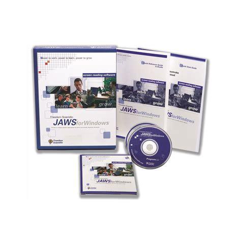 software jaws pro version 14 jaws professional v18 digital download dyslexic com