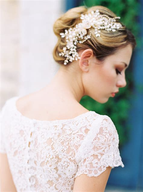 vintage bridesmaid hair pieces 27 most vintage inspired bridal headpieces for