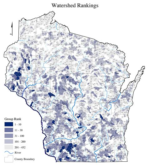 wisconsin lakes map lakes of wisconsin