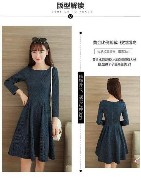 dress wanita simple import cantik model terbaru jual