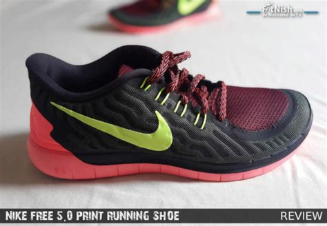nike 5 0 running shoes review nike free 5 0 print running shoe review fitnish